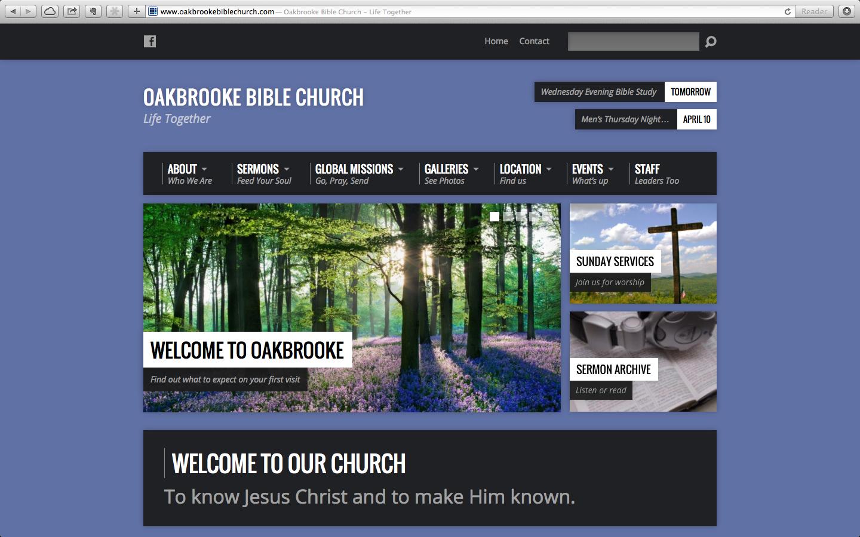 Oakbrooke Bible Church