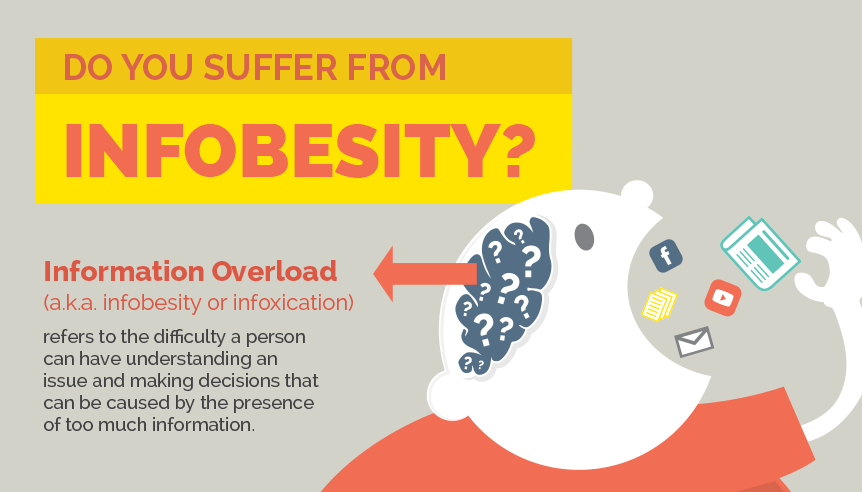7 Tips for Managing Infobesity